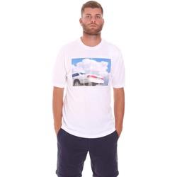 Vêtements Homme T-shirts manches courtes Sseinse TE1825SS Blanc