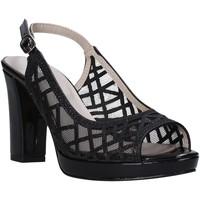 Chaussures Femme Sandales et Nu-pieds Valleverde 45552 Noir