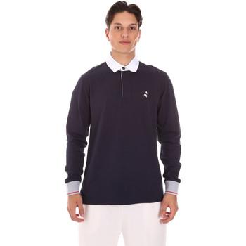 Vêtements Homme Polos manches longues Navigare NV32024 Bleu