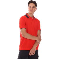 Vêtements Homme Polos manches courtes Invicta 4452240/U Rouge