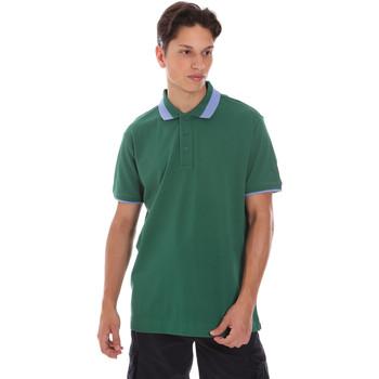 Vêtements Homme Polos manches courtes Invicta 4452240/U Vert