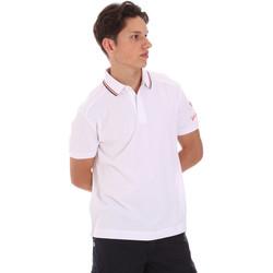 Vêtements Homme Polos manches courtes Invicta 4452241/U Blanc