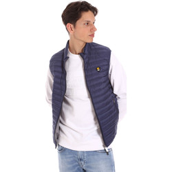 Vêtements Homme Gilets / Cardigans Ciesse Piumini 215CFMV11394 N021D0 Bleu