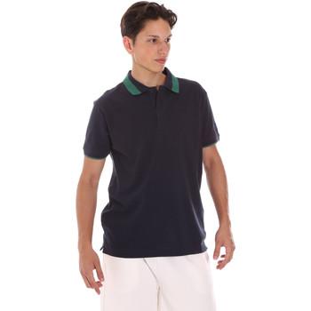 Vêtements Homme Polos manches courtes Invicta 4452240/U Bleu