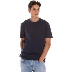 Vêtements Homme T-shirts manches courtes Ciesse Piumini 215CPMT01455 C2410X Noir