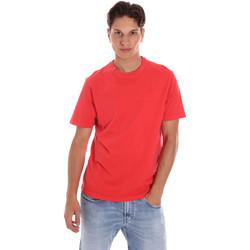 Vêtements Homme T-shirts manches courtes Ciesse Piumini 215CPMT01455 C2410X Rouge