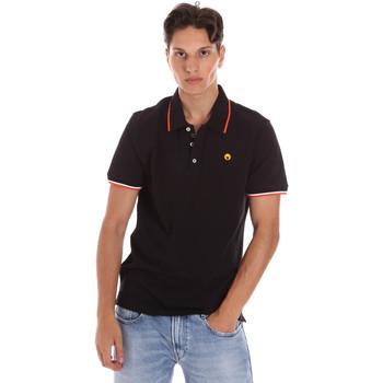 Vêtements Homme Polos manches courtes Ciesse Piumini 215CPMT21423 C2510X Noir