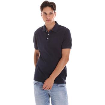 Vêtements Homme Polos manches courtes Ciesse Piumini 215CPMT21454 C0530X Bleu