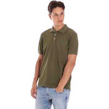 Vêtements Homme Polos manches courtes Ciesse Piumini 215CPMT21454 C0530X Vert