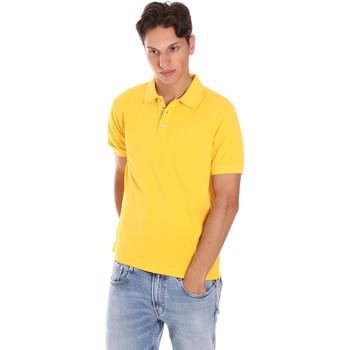 Vêtements Homme Polos manches courtes Ciesse Piumini 215CPMT21454 C0530X Jaune