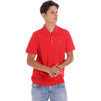 Vêtements Homme Polos manches courtes Ciesse Piumini 215CPMT21424 C0530X Rouge