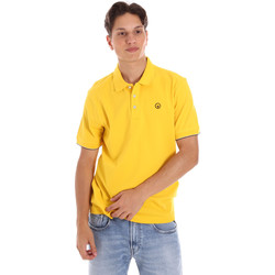 Vêtements Homme Polos manches courtes Ciesse Piumini 215CPMT21424 C0530X Jaune