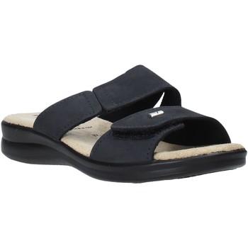 Chaussures Femme Mules Valleverde 25329 Bleu