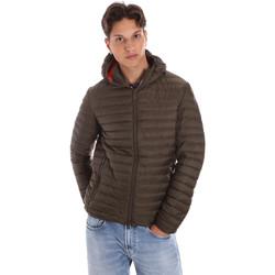 Vêtements Homme Doudounes Ciesse Piumini 195CFMJ00126 N021D0 Vert