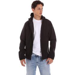 Vêtements Homme Blousons Ciesse Piumini 215CPMJ31396 P7B23X Noir