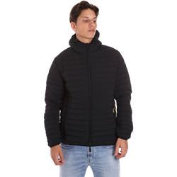 Vêtements Homme Doudounes Ciesse Piumini 195CFMJ00126 N3520D Noir