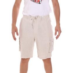 Vêtements Homme Shorts / Bermudas Sseinse PB756SS Beige