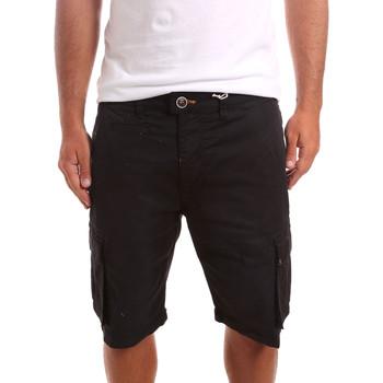 Vêtements Homme Shorts / Bermudas Sseinse PB738SS Noir