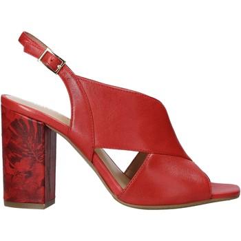 Chaussures Femme Sandales et Nu-pieds Valleverde 48571 Rouge