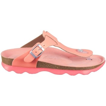 Chaussures Enfant Tongs Superfit Earth Rose