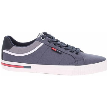 Chaussures Homme Baskets basses S.Oliver 551360426805 Bleu marine