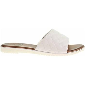 Chaussures Femme Mules Jana 882710626100 Blanc