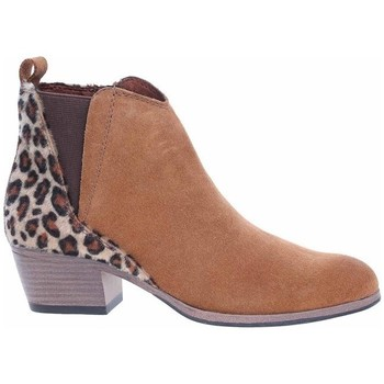 Chaussures Femme Low boots Marco Tozzi 222505633441 Miel