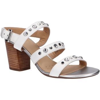 Chaussures Femme Sandales et Nu-pieds Geox D828ZH 00043 D EUDORA Blanco