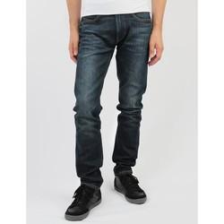 Vêtements Homme Jeans slim Lee Luke L719PZUB granatowy