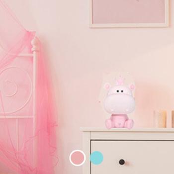 Maison & Déco Lampes à poser Silumen Veilleuse de nuit Mini LED pour Rose