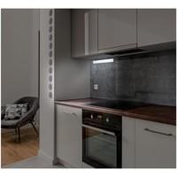 Maison & Déco Lustres, suspensions et plafonniers Silumen Réglette LED avec Détecteur de Blanc