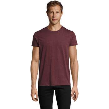 Vêtements Homme T-shirts manches courtes Sols REGENT FIT CAMISETA MANGA CORTA Burdeo
