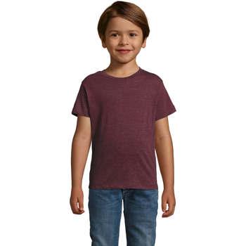 Vêtements Enfant T-shirts manches courtes Sols REGENT FIT CAMISETA MANGA CORTA Azul