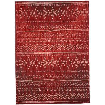 Maison & Déco Tapis Unamourdetapis Tapis design et moderne Bc Berbere 2 Rouge 270x370 cm Rouge
