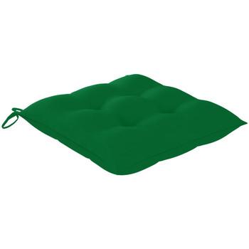 Maison & Déco Galettes de chaise Vidaxl  Vert