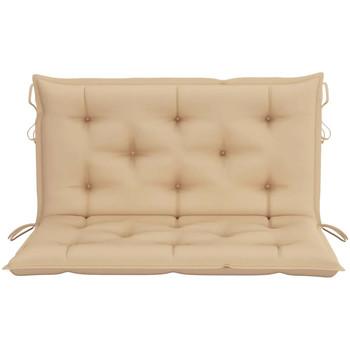 Maison & Déco Galettes de chaise Vidaxl 100 cm Beige