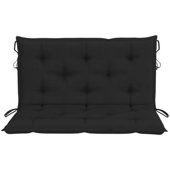 Maison & Déco Galettes de chaise Vidaxl 100 cm Noir
