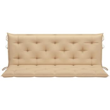 Maison & Déco Galettes de chaise Vidaxl 150 cm Beige