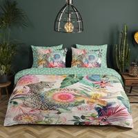 Maison & Déco Parures de lit Hip Housse de couette 140 x 220 cm Multicolore