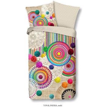 Maison & Déco Parures de lit Hip Housse de couette 135 x 200 cm Multicolore