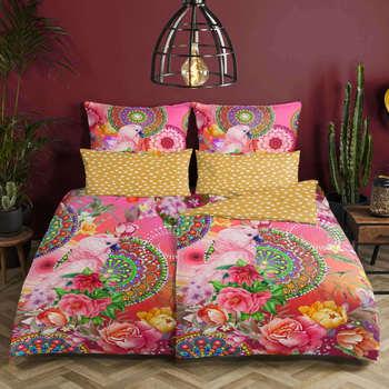 Maison & Déco Parures de lit Hip Housse de couette 200 x 200 cm Multicolore