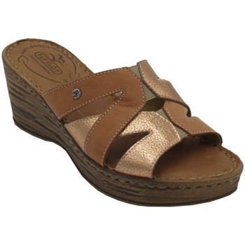 Chaussures Femme Mules Fly Flot AFLYFLOT37D60rosa beige