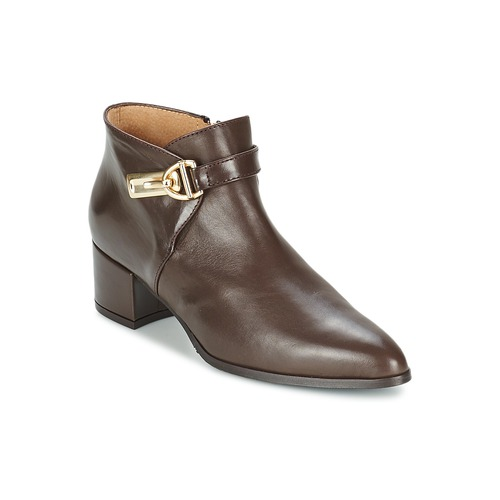 Bottines / Boots Marian MARINO Marron 350x350