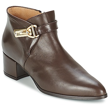Bottines / Boots Marian MARINO Marron 350x350
