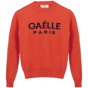 Vêtements Femme Pulls GaËlle Paris Chandail  manches longues rouge Rouge