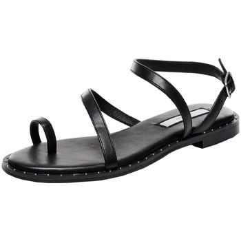 Chaussures Femme Sandales et Nu-pieds Pepe jeans Sandales plates  Hayes Bass Ref 53037 Black Noir