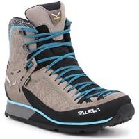 Chaussures Femme Randonnée Salewa Ws Mtn Trainer 2 Winter GTX 61373-7950 szary, niebieski