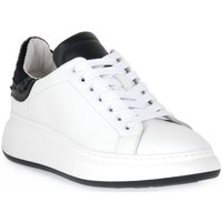 Chaussures Femme Baskets basses At Go GO 4610 GALAXY BIANCO Bianco