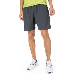 Vêtements Homme Shorts / Bermudas Spyder Short de running pour homme Anthracite