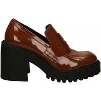 Chaussures Femme Mocassins Steve Madden OBSIDIAN cognac